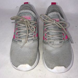 Adidas Womens Cloudfoam Pure Low Top Lace Up